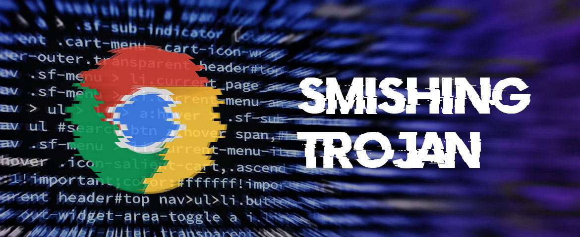 Beware of this smishing trojan impersonating the Chrome app