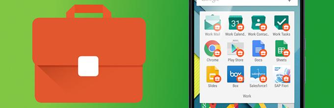 Android Enterprise setup